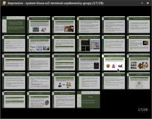 Iimpressive - przegląd slajdów
