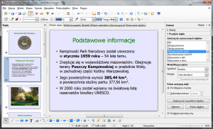 LibreOffice Impress.