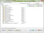 Wybór folderów iplików.